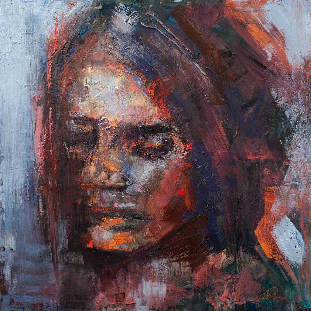 Soos 'n Lady Medium: Oil on canvas 1000x1000 Canvas print R3500 1000x1000 Canvas print stretched R4000